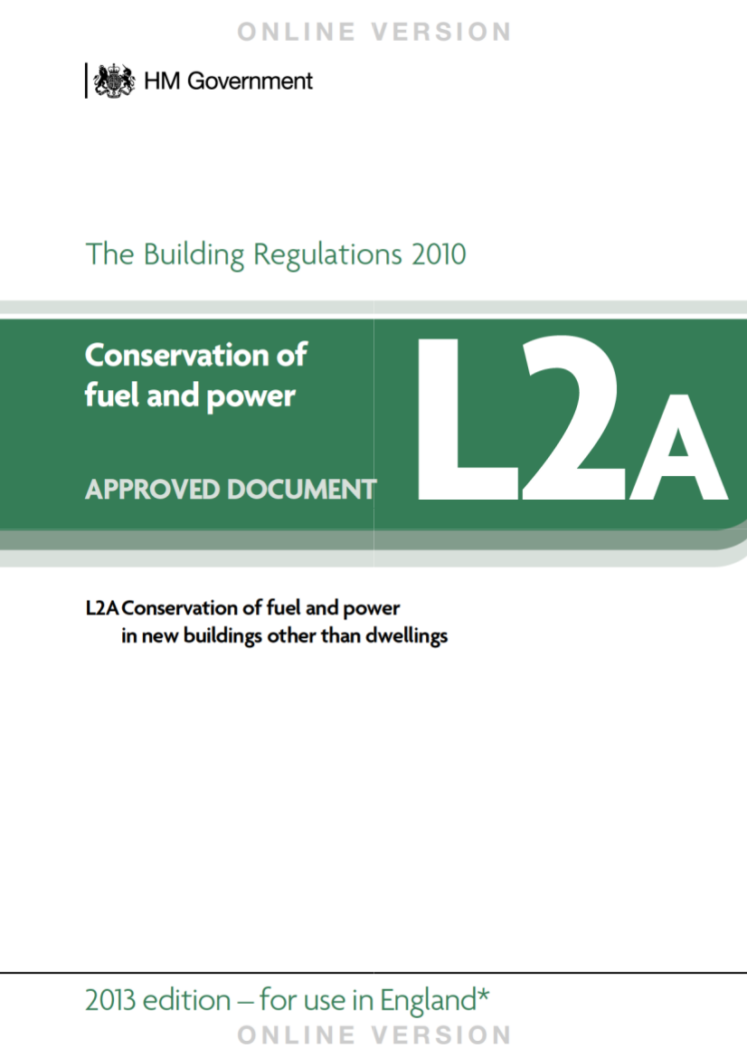 Building Regulations L2A 2013