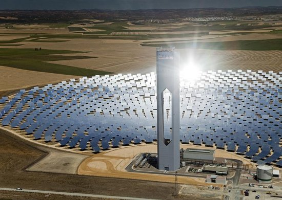 concentratedSolarPower